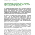 eWACEE'20 Press Release| Lagos